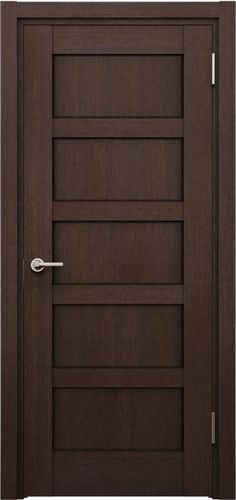 Dominika wenge oak modern interior door bathroom for Contemporary door designs