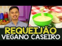 Como fazer Requeijão Vegano? - YouTube