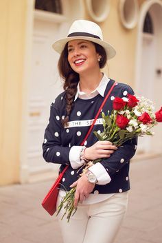 How to wear a panama hat in your spring outfit : MartaBarcelonaStyle's Blog