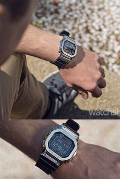 Casio G Shock Watches, Sport Watches, Casio Watch, Cool Watches, Watches For Men, Casio G Shock Solar, Casio Vintage, Leather Notepad, Affordable Watches