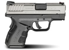 """XD MOD.2® - 3"""" Sub-Compact Model 9MM » Springfield Armory I enjoyed the heck out of the XDM .45 competition. I wanna give this a day at the range."""