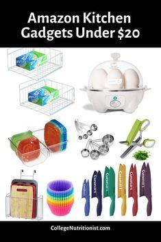 College Food Hacks, College Dorm Organization, Small Kitchen Organization, Organizing, Cool Kitchen Gadgets, Kitchen Hacks, Cool Kitchens, New Things To Try, Door Organizer