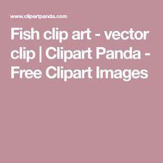 Fish clip art - vector clip   Clipart Panda - Free Clipart Images Anchor Outline, Free Clipart Images, Panda, Clip Art, Fish, Pisces, Pandas, Pictures