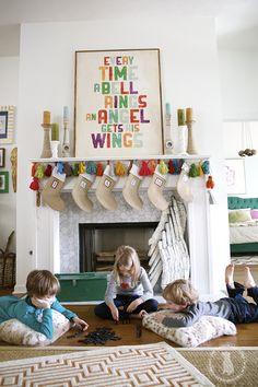 it's a wonderful life art - the handmade homethe handmade home