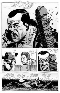 The Walking Dead: The Best Romance in Comics