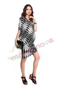 Maternity Mama Nova Dress Visit Haljina za trudnice mama nova