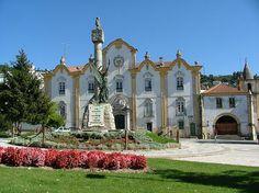 Antigo Hospital da Santa Casa da Misericórdia de Portalegre