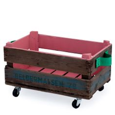 #Stoere #Opbergbox #Roze   I am recycled