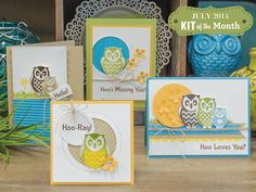Fun Stampers Journey Kit of the Month. Join the Kit of the Month Club. Members receive enough materials to complete four pre-designed cards, including paper, embellishments and an exclusive stamp set. All materials are pre-cut and include complete instructions, ready for you to assemble and enjoy!