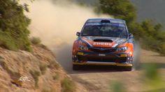 FIA ERC - Seajets Acropolis Rally - ERC2 Qualifying Stage