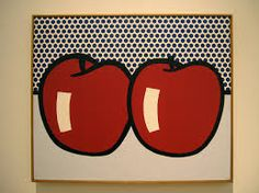 Roy Lichtenstein - Still Life Cultura Pop, Roy Lichtenstein Art, Pop Art Food, Pop Art Movement, A Level Art, Arts Ed, Gcse Art, Paint Designs, Satire