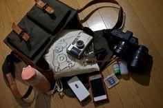 CONTAX T2 + mini Tripod | Nikon V1 + 1 NIKKOR VR 10-30mm f/3.5-5.6 | NIKKOR VR 30-110mm f/3.8-5.6