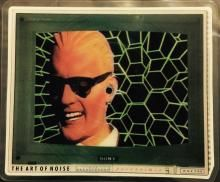 PARANOIMIA / WHY ME | ART OF NOISE WITH MAX HEADROOM | 7 inch single | $30.00 AUD | music4collectors.com