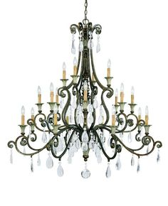View the Savoy House 1-3005-20 St. Lawrence 20 Light 3 Tier Chandelier at LightingDirect.com. FOYER--GREAT SIZE