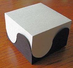Como fazer...: Como fazer caixinhas (varios modos)