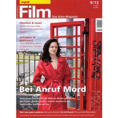 EPD FILM 9/2013 - das magazin für Kino und Film. Mit Shadow Dancer. Im Bahnhofsbuchhandel oder im Webshop (versandkostenfrei) durch Klick hier auf das Cover!