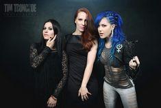 Simone, Alissa & Cristina Scabbia
