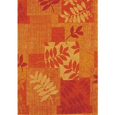 LEAVES en Coton, par De Porteere Deco, Tapis naturel DE PORTEERE DECO