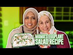 How to Make a Healthy Eggplant Salad. Healthy Eggplant, Eggplant Salad, Gyro Meat, Chef Work, Garlic Head, Lebanese Recipes, Savoury Dishes, Mediterranean Recipes, Stuffed Green Peppers