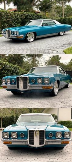 Custom Cars For Sale, Custom Bags, Pontiac Bonneville, Exterior Paint, Custom Paint, Badass, Cruise, Aqua, In This Moment