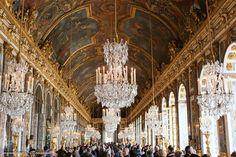 Palácio de Versailles, França, setembro 2013.