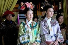Empresses In The Palace, Oriental Fashion, Oriental Style, Qing Dynasty, Hanfu, Costumes, Chinese Dresses, Clothes, Beauty