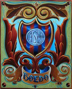 Jorge Molina - Arte Fileteado Viggo Mortensen, Sign Writing, Vintage Typography, Arte Popular, Hand Painted Signs, Tango, Signage, Tatting, Deco
