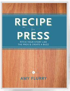 RECIPE FOR PRESS; Must Read