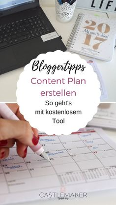 Content Plan erstellen - so geht's ganz einfach mit einem gratis Download. Wie ich das mache, erzähle ich auf meinem Blog Anzeige #contentplan #bloggertipps App Design, Content Marketing, Social Media Marketing, Gratis Download, Social Web, Corporate Communication, Business Inspiration, Blogger Tips, Creating A Blog