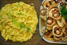Rapunzel in the kitchen: Party Food