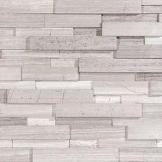 Valentino Honed Marble Panel Ledger - 6 x 18 - 100051739 Travertine Backsplash, Honed Marble, Beadboard Backsplash, Herringbone Backsplash, Marble Mosaic, Kitchen Backsplash, Penny Backsplash, Backsplash Ideas, Stacked Stone Backsplash