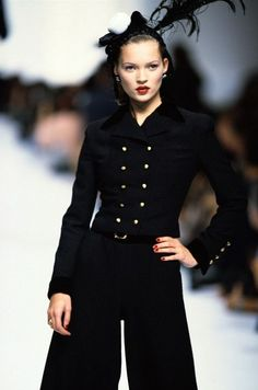 Kate Moss, Chanel #90s