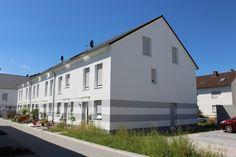 18.07.2016 Reihenhäuser in Hanau Klein-Auheim
