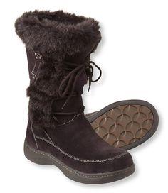 a53e0b496a3344  LLBean  Women s Waterproof Nordic Casual Boots