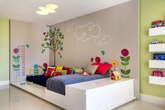 10 ideias de marcenaria para quartos de criança e brinquedoteca - Casa