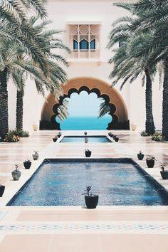 Shangri-la Resort, Muscat