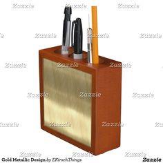 Gold Metallic Design
