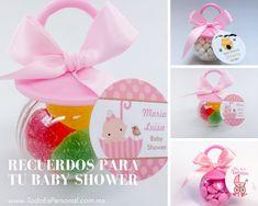Recuerdos para baby shower niño y niña Baby Shower Niño, Whatsapp Messenger, Messages, Simple, Honeymoons, Parties Kids, Christening, Souvenirs