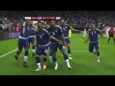USA vs Argentina 0-4 All Goals & Highlights 2016