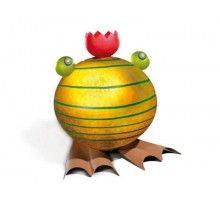 """Frog Lamp Amber"" Pawel Borowski"