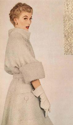 Harper's Bazaar 1952 by Richard Avedon