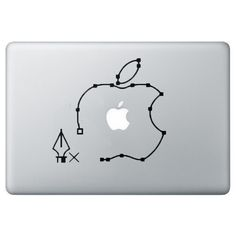 Photoshop Apple----Macbook/Pro/Air Vinyl Decal Sticker cover skin for Mac Laptop.