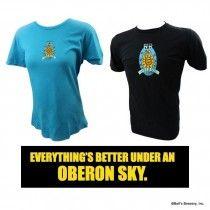Oberon Short Sleeve T-Shirt 2012