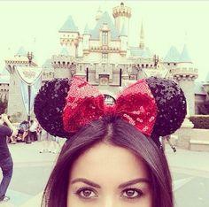 Mickey ears :)