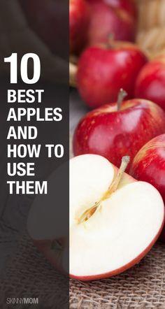 Great apple recipes inside!