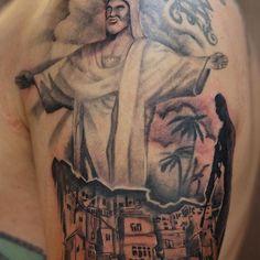 Done by @richardvantol Growing up in Rio de Janeiro🌴 #lifeinrio #alongtimeago #brazil #brazillian #survival #streetlife #familylove #riodejaneiro #cristoredentor #favela #favelas #sunshine #palmtrees #traveling #travel #braziltravel #drawings #instatattoo #tattoos #realismtattoo #sleeve #sleevetattoo #inked #art_we_inspire #art #artwork #scheveningen #scheveningenbeach #denhaag #thehague @redhottattoos