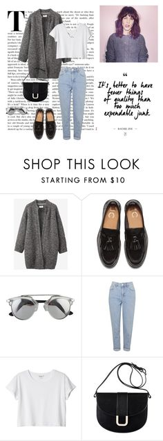 """Simplicity"" by dorey on Polyvore featuring Toast, Topshop, Monki and A.P.C."