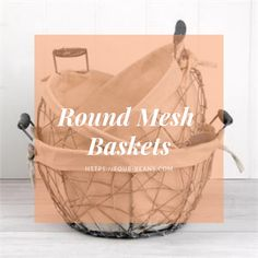 Looking for an online deal on round mesh baskets? We are offering the best deal on round mesh storage baskets. It's made of superior quality material. Buy it now! Online Toy Stores, Round Basket, Large Baskets, Superior Quality, Storage Baskets, Paper Shopping Bag, Mesh, Children, Young Children