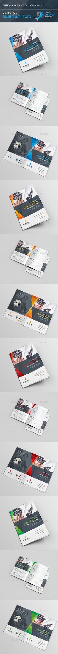 A Brochure Landscape  Brochures Corporate Brochure And