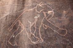 Akakus, Libya, 14.000 years